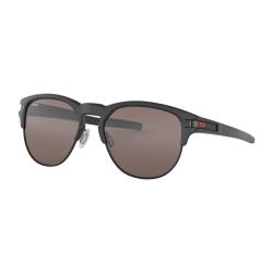 NEW OAKLEY LATCH KEY - PRIZM BLACK - L - MATTE BLACK - OO9394-0855