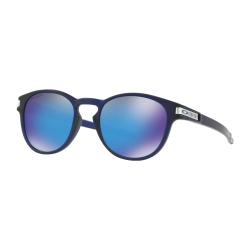 NEW OAKLEY LATCH - PRIZM SAPPHIRE - MATTE TRANSLUCENT BLUE - OO9265-4253