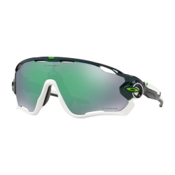 NEW OAKLEY JAWBREAKER - PRIZM JADE - METALLIC GREEN - OO9290-3631