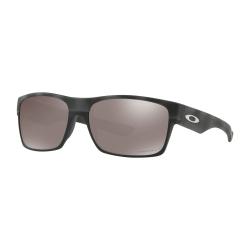 OAKLEY TWO FACE - BLACK CAMO - PRIZM BLACK POLARIZED - OO9189-4160