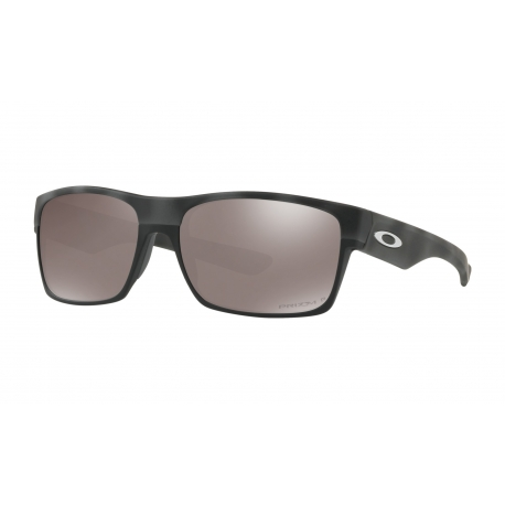 OAKLEY TWO FACE - BLACK CAMO - PRIZM BLACK POLARIZED - OO9189-4160