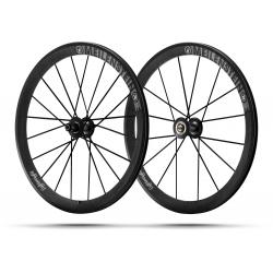 Paire roues Lightweight MEILENSTEIN C 24E