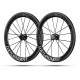 Paire roues Lightweight FERNWEG C 63 white label - NEW 2019