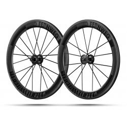 Paire roues Lightweight FERNWEG T 63 SCHWARZ EDITION - NEW 2019