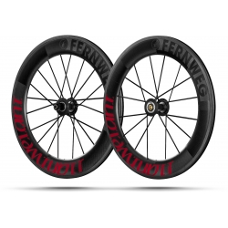 Paire roues Lightweight FERNWEG T 85 Red label - NEW 2019