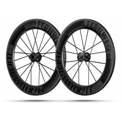 Paire roues Lightweight FERNWEG T 85 SCHWARZ EDITION - NEW 2019