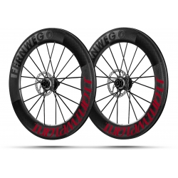 Paire roues Lightweight FERNWEG C DISC 85 Red label - NEW 2019