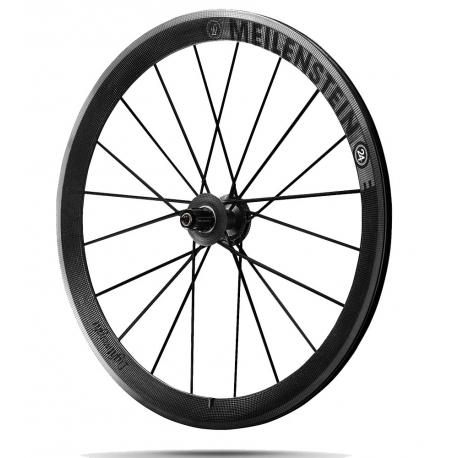 Paire roues Lightweight MEILENSTEIN C 24E - SCHWARZ EDITION