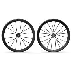 Paire roues Lightweight MEILENSTEIN C SCHWARZ EDITION