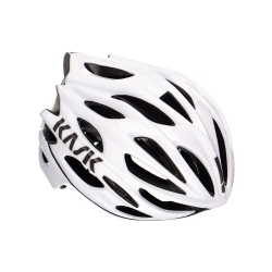 Casque KASK MOJITO X - WHITE BLACK