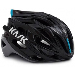 Casque KASK MOJITO X - BLACK ASH LIGHT BLUE