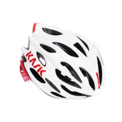 KASK MOJITO X - WHITE RED