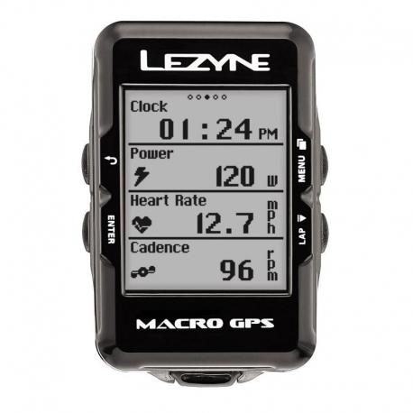 LEZYNE MACRO HR GPS + CARDIO