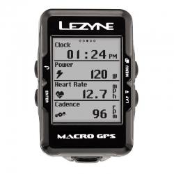LEZYNE MACRO HRSC GPS + CARDIO + CADENCE