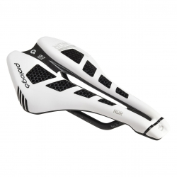 Selle PROLOGO DIMENSION NDR CPC 143 - WHITE BLACK - NEW 2019