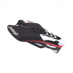 Selle PROLOGO T GALE TT CPC NACK - HARD BLACK