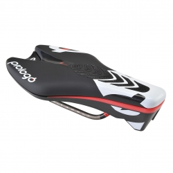 Selle PROLOGO T GALE TT CPC TIROX - HARD BLACK