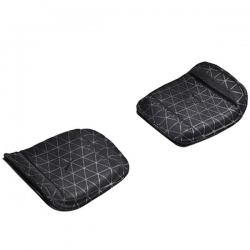 Mousse Repose-Bras PROFILE DESIGN F-35 TT Velcro Back Pads