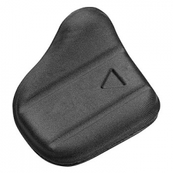 Mousse Repose-Bras PROFILE DESIGN F 19 Velcro Black Pads