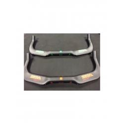 Profile Design Ozero TT Basebar Neon Red