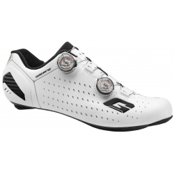 GAERNE G Stilo Carbon WHITE 2019 - Chaussures velo route