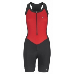 Cuissard Femme ASSOS UMA GT NS Body Suit National Red - NEW 2019