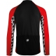 Maillot manches longues Homme ASSOS LS JERSEY MILLE GT Spring Fall - nationalRed