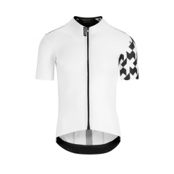 Maillot manches courtes ASSOS EQUIPE RS Aero SS JerseyHoly White - NEW 2019