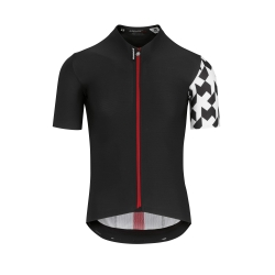 Maillot manches courtes ASSOS EQUIPE RS Aero SS Jersey Black Series - NEW 2019