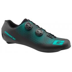 GAERNE G Chrono Composite Carbon Aqua 2019 - Paire de Chaussures velo route