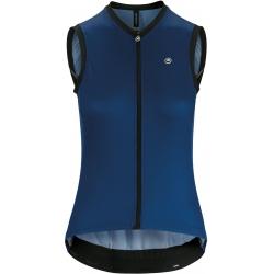 Maillot sans manches ASSOS UMA GT NS Jersey Femme - Caleum Blue - NEW 2019