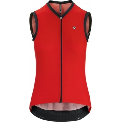 Maillot sans manches ASSOS UMA GT NS Jersey Femme - National Red - NEW 2019