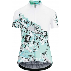 Maillot manches courtes ASSOS Femme Wild SS Jersey Marble - NEW 2019