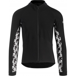 Veste coupe vent légère ASSOS MILLE GT JACKET SPRING FALL blackSeries