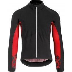 Veste coupe vent légère ASSOS MILLE GT JACKET SPRING FALL national Red