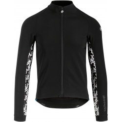 Veste hIVER ASSOS MILLE GT JACKET WINTER - blackSeries