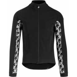 Veste hIVER ASSOS MILLE GT JACKET ULTRAZ WINTER - blackSeries
