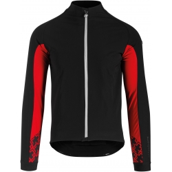 Veste hIVER ASSOS MILLE GT JACKET ULTRAZ WINTER - national Red