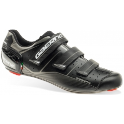 GAERNE G Record Wide Black 2019 - Paire de Chaussures velo route