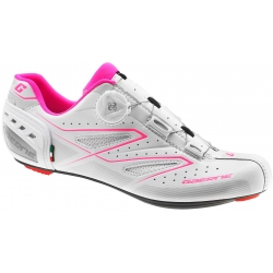 GAERNE G Tornado Carbon Lady White 2019 - Paire de Chaussures velo route