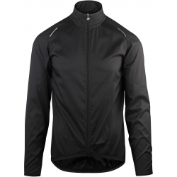 Veste Coupe vent ASSOS MILLE GT WIND VEST - blackSeries