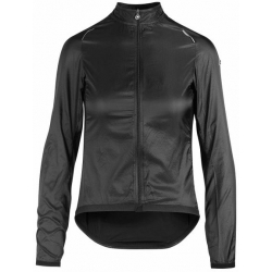 Veste Coupe vent légère Femme ASSOS UMA GT WIND JACKET SUMMER - blackSeries