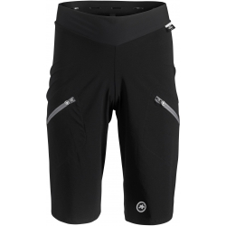 DEMI SHORT SANS INSERTS Homme ASSOS TRAIL Cargo Shorts - Black Series