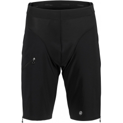 DEMI SHORT SANS INSERTS Homme ASSOS RALLY Cargo Shorts - Black Series