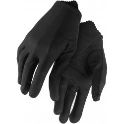 Gants longs été ASSOS RS Aero FF Gloves - blackSeries - NEW 2019