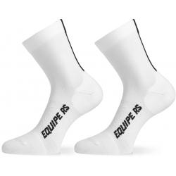 Socquettes ASSOS RS SOCKS - Holy White - NEW 2019