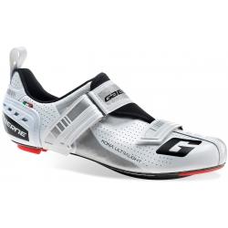GAERNE G Kona White 2019 - Paire de Chaussures velo Triathlon