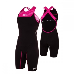 Trifonction Triathlon Femme ZEROD start TRISUIT WOMAN