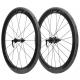 Paire Roues Zipp 404 Carbon tubeless Disc Brake 2018