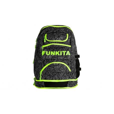 Sac a dos Funkita Elite Squad Backpack - Black Widow
